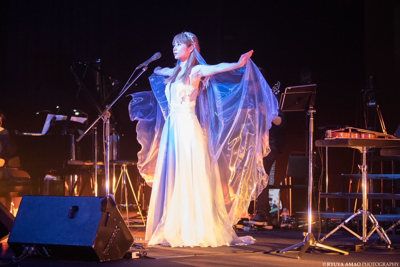 サラ・オレイン コンサート写真