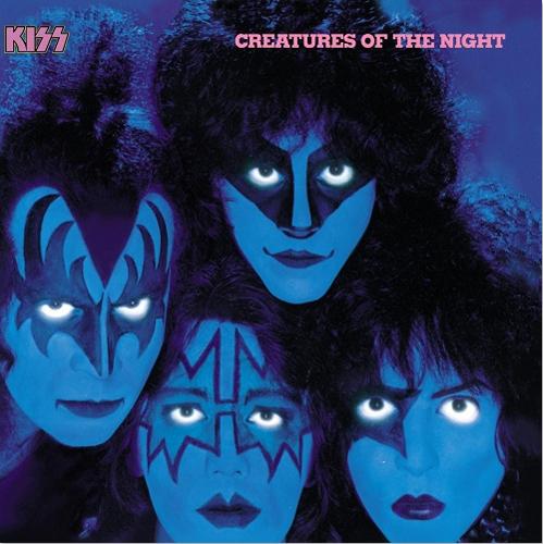 KISS『暗黒の神話』(1982年)