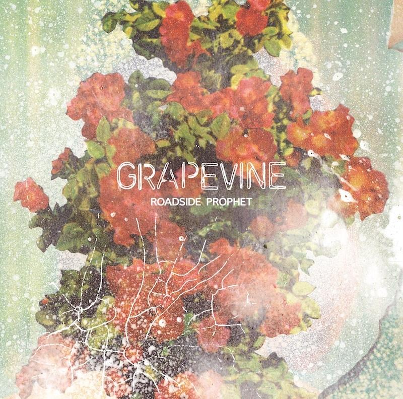 GRAPEVINE new album『ROADSIDE PROPHET』通常盤