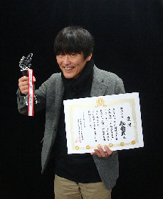 日本劇作家協会東海支部、第3回【俳優A賞】の栄冠は、佃典彦の手に!