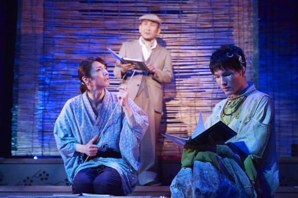 佐助:和田琢磨、私:川下大洋、鶯:鈴木裕斗
