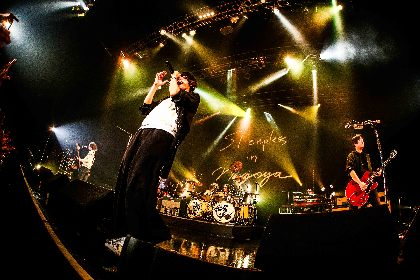[ALEXANDROS] 2年ぶりのツアー『Sleepless in Japan Tour』が開幕 川上洋平「やっとツアーが始まりました!」