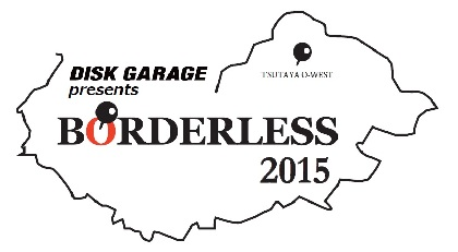 『BORDERLESS 2015』にTRIPLANE、vivid undress、the peggiesが追加