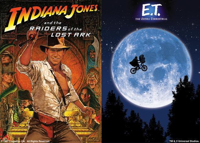 『インディ・ジョーンズ』&『E.T.』シネオケ開催