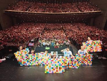 7人組ボーイズグループiKON、デビュー3周年を東京国際フォーラム公演で超満員のファンと祝福
