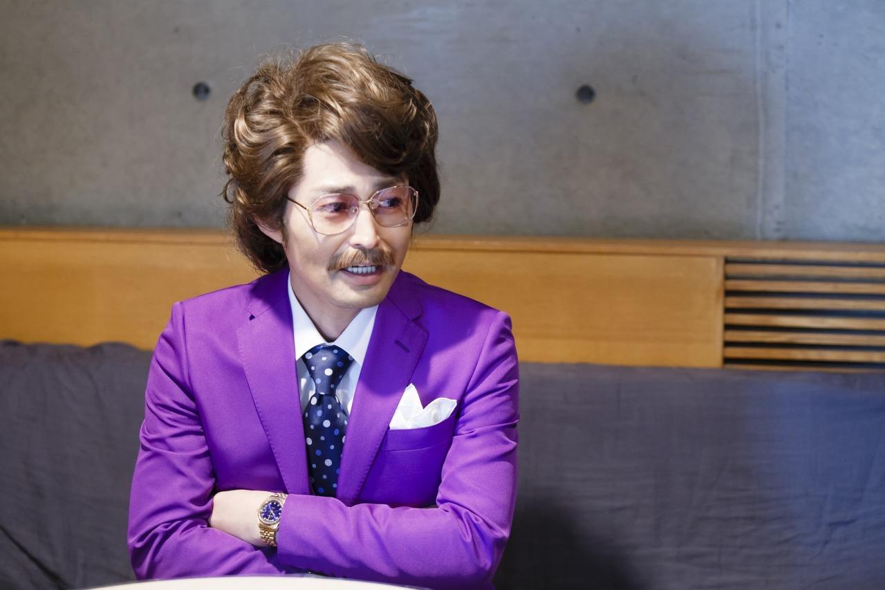 安田顕  撮影=中田智章