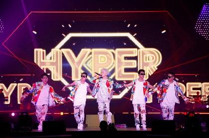 JUNHO (From 2PM) 4回目の全国ツアーは完全なるセルフプロデュースのもと大団円