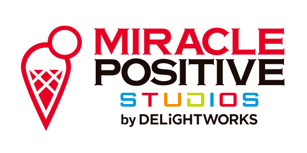 MIRACLE POSITIVE STUDIOSロゴ