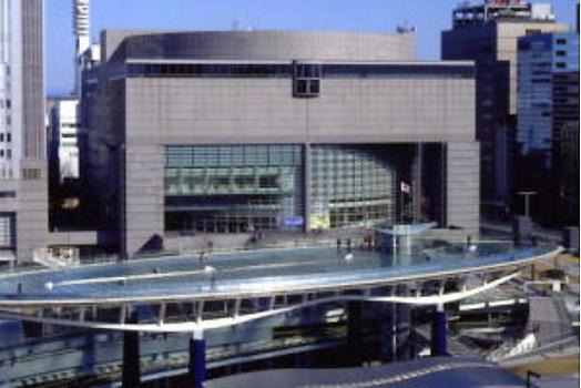 愛知県芸術劇場(SPICE編集部による画像掲載)