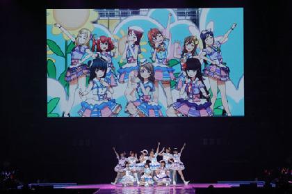 東京ドームという「港」からAqoursは新たな航海へ! 『ラブライブ!サンシャイン!! Aqours 4th LoveLive! ~Sailing to the Sunshine~』 Day2 レポート