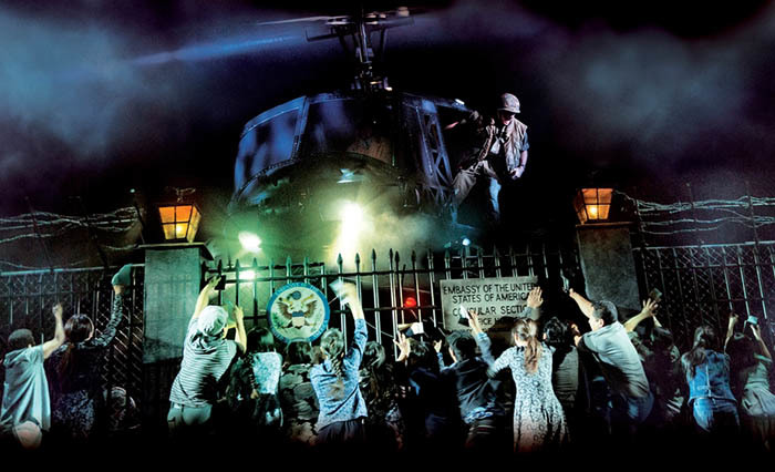 『ミス・サイゴン 25周年記念公演 in ロンドン』
