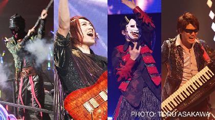 ゲーム実況、ライブ……M.S.S Project、武道館公演のレポート到着