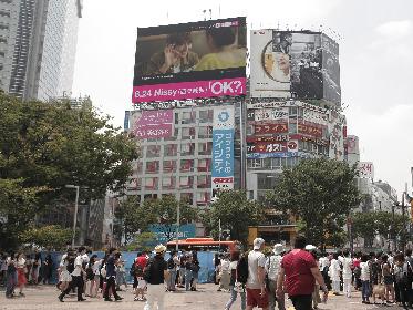 Nissy(AAA・西島隆弘)、全編タイで撮影された映像を大型ビジョンで放映
