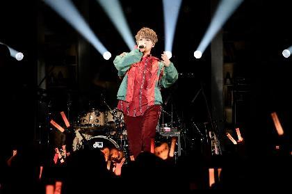 めいちゃん シークレットゲスト・BRADIOとともにコラボ曲も披露したワンマンZepp Tokyo公演をレポート
