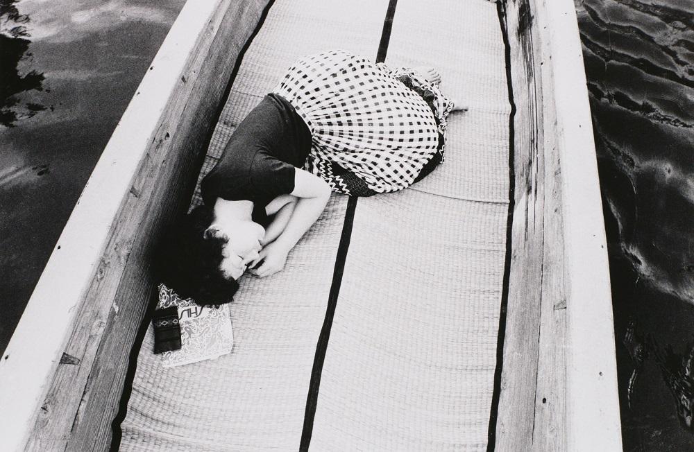 <センチメンタルな旅> 1971年 東京都写真美術館蔵