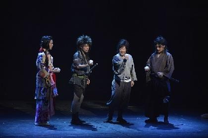 阿部サダヲ、瀬戸康史、田辺誠一、中村倫也、二階堂ふみらが出演 M&Oplaysプロデュース『八犬伝』テレビ初放送が決定