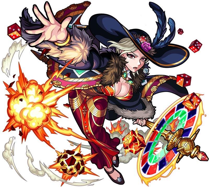 進化:かがり火の魔女 ワルプルギス