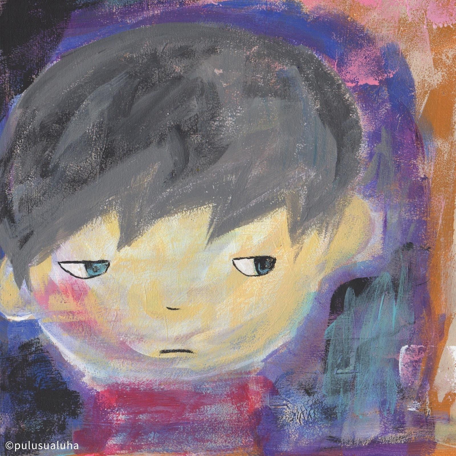 『子どものきもち・絵本原画展』 @girls Artalk