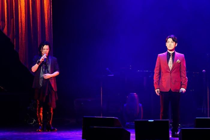 「中川晃教コンサート2020 feat.ミュージカル『チェーザレ 破壊の創造者』」