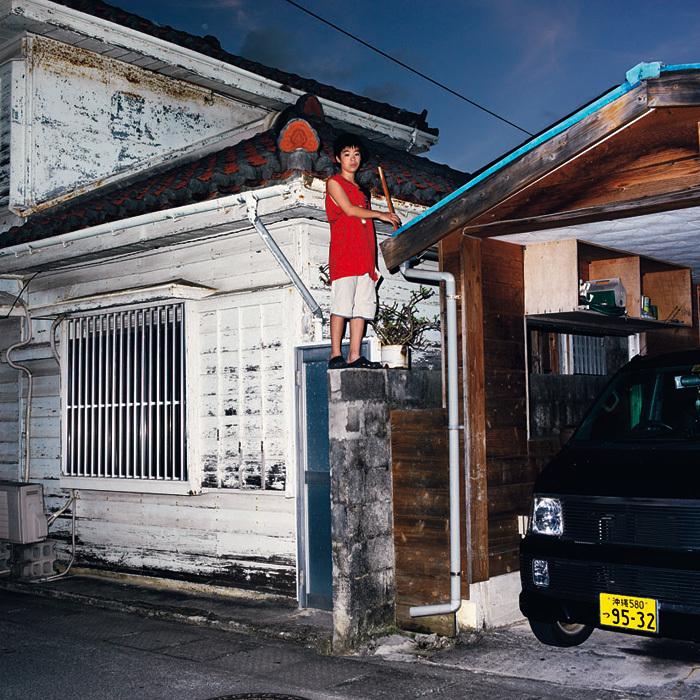 石川竜一『OP.001143 那覇 (okinawan portraits 2010-2012より)』