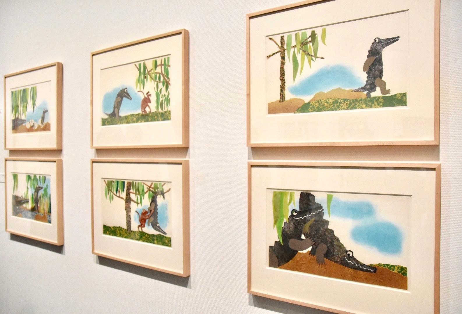 『コーネリアス』原画 1983年 アニー・レオーニ氏所蔵