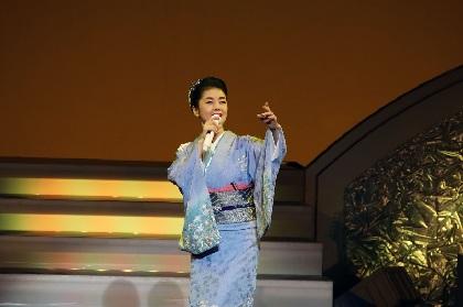 藤あや子 歌手生活30周年記念公演で二葉百合子と念願の共演