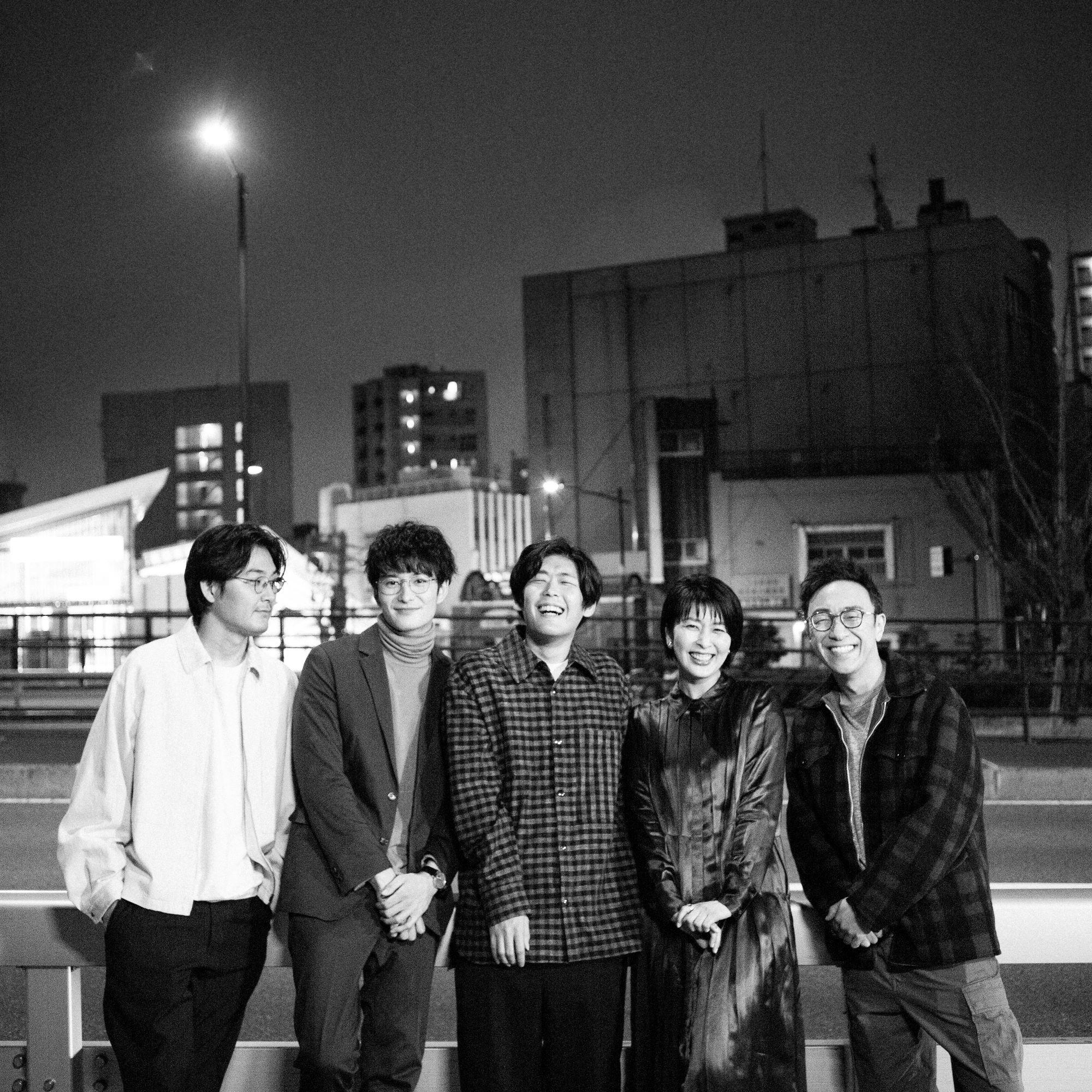 STUTS & 松たか子 with 3exes  (C)seiji shibuya