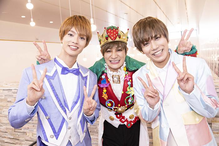 (左から)後藤大、高崎翔太、宮城紘大