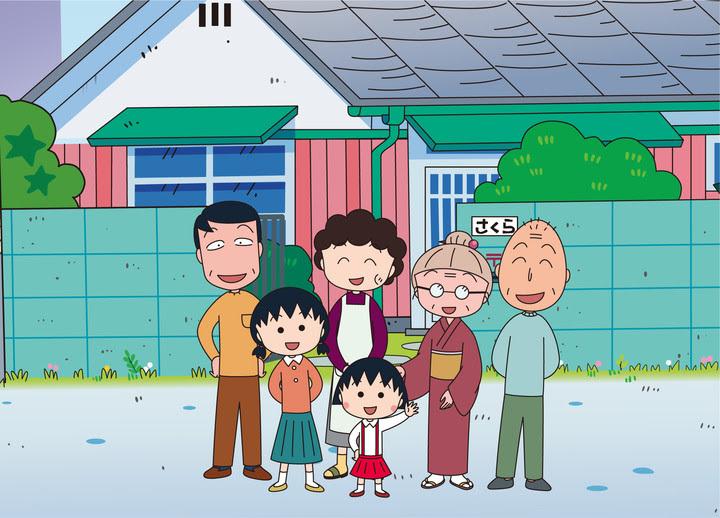 TVアニメ『ちびまる子ちゃん』 (c)さくらプロダクション/日本アニメーション