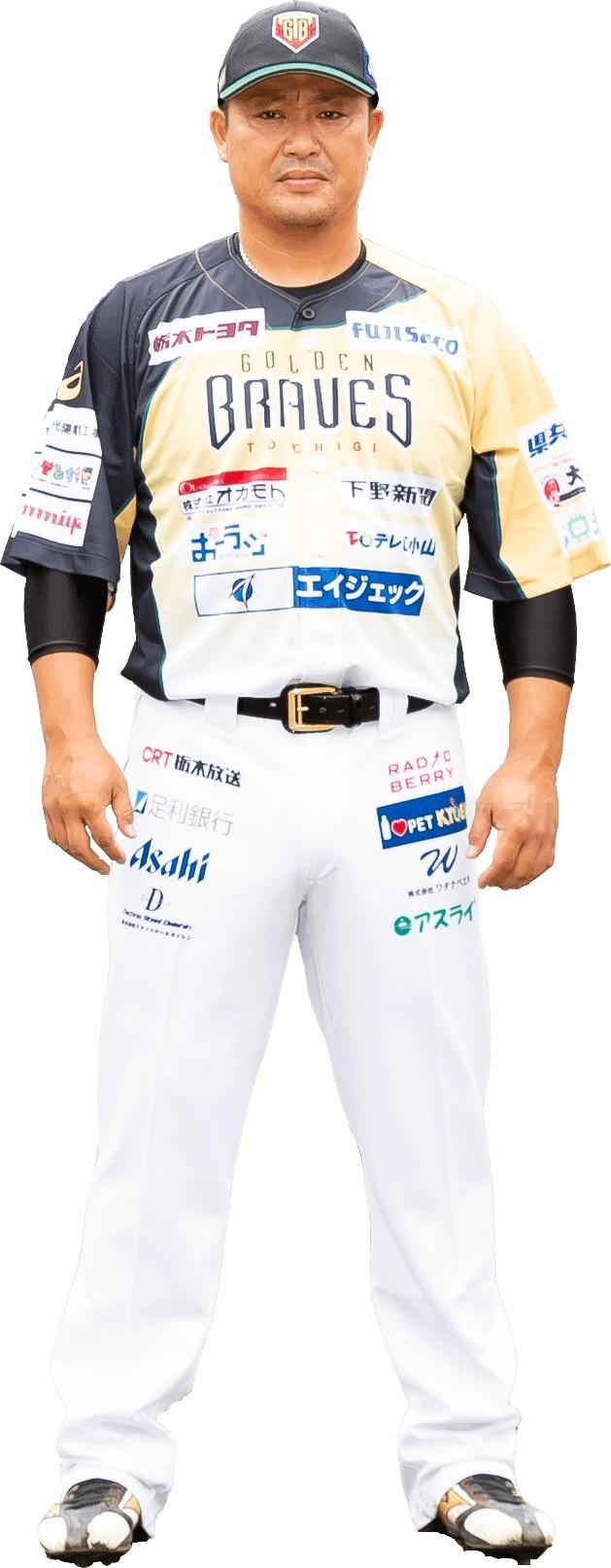 9月9日(日)に栃木ゴールデンブレーブスでは最後の試合に臨む村田修一
