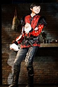初主演の川﨑皇輝(少年忍者/ジャニーズJr.)が舞台を制す 面白さと切なさにキュンとなる、『ロミオとロザライン』が開幕