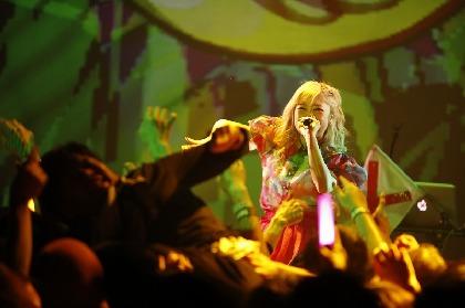 魔法少女になり隊、O-WESTでの最新ワンマンライブ映像を公開