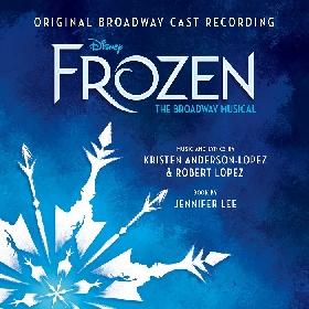 ブロードウェイのオリジナルキャストたちがレコーディング アルバム『アナと雪の女王 ブロードウェイ・ミュージカル版』が発売
