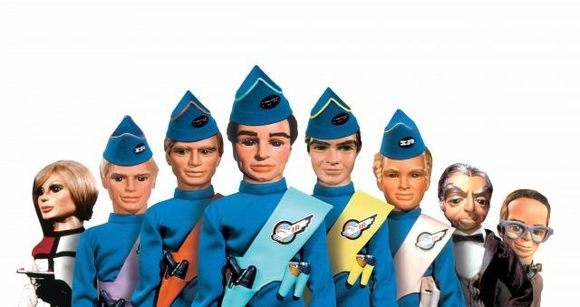『サンダーバード』 Thunderbirds ™ and © ITC Entertainment Group Limited 1964, 1999 and 2015.Licensed by ITV Ventures Limited. All rights reserved.