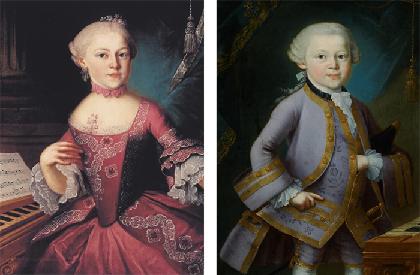 国際モーツァルティウム財団コレクション・コンサート「The Mozarts」神童のヴァイオリンが来日! その音色が蘇る