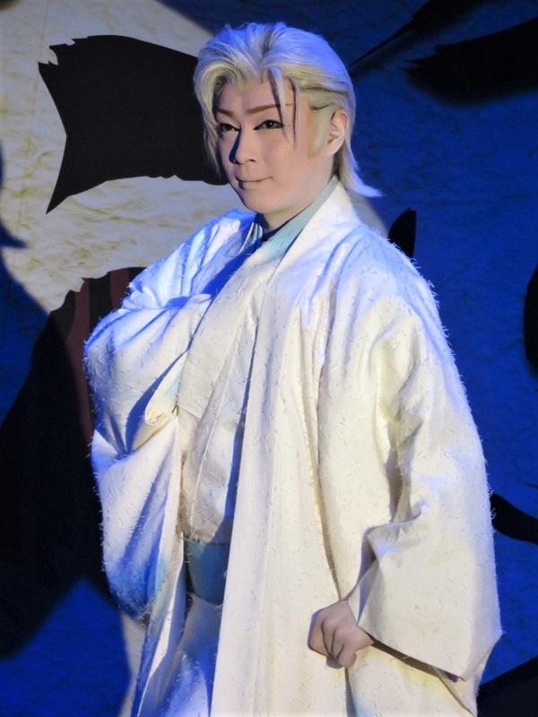 章劇・澤村蓮座長 AKOさん撮影
