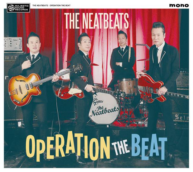 THE NEATBEATS「OPERATION THE BEAT」ジャケット