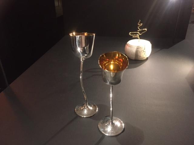 ロラン・ダラスプ氏による注目作「グラス チューリップ」