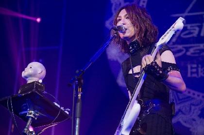 歌う咲人とギタリスト咲人、1回で2度おいしいパフォーマンスで魅せたJAKIGAN MEISTER 1stライブ