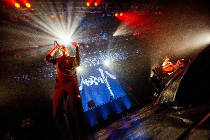 『MOROHA lV RELEASE TOUR 単独』Zepp DiverCityで語った想いーー「これは意地と誇りの結晶です」