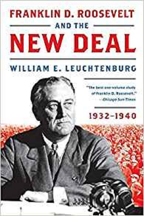 『Franklin D. Roosevelt and the New Deal: 1932-1940』書影