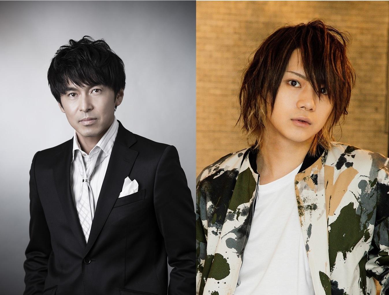 (左から)松田誠(ネルケプランニング)、佐藤流司