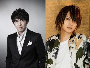 松田誠(ネルケプランニング)×佐藤流司が、深夜の台本なしガチ生トーク番組に出演