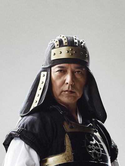 ライゴウ役の榎木孝明