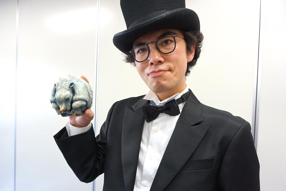 埼玉のご当地作品「サイ玉」