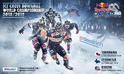 日本でアイスクロス・ダウンヒル世界選手権が開幕! シーズンを制するのは誰だ?