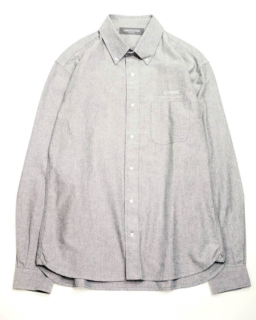UNGREEPERコラボレーションシャツ
