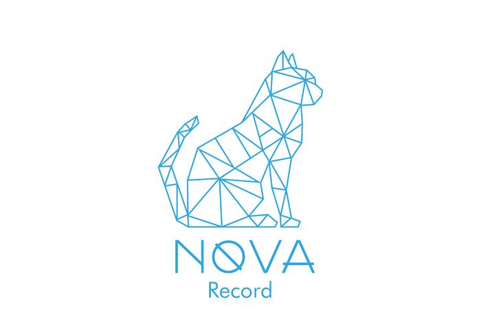 「NOVA Record」ロゴ