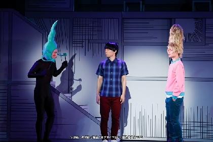 舞台『モブサイコ100』~激突!爪第7支部~開幕 キャストコメント&公演写真が公開