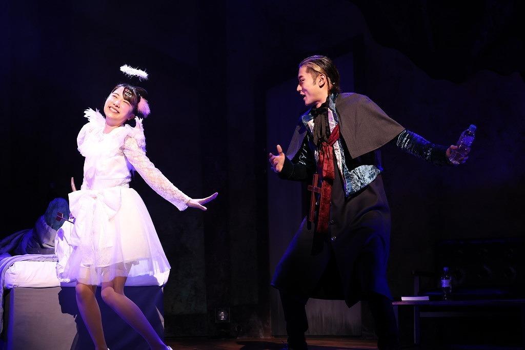 舞台『Nightmare Hospital〜七つの罪に花束を〜』より 撮影:立川賢一